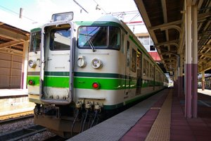 Local Jietsu line train