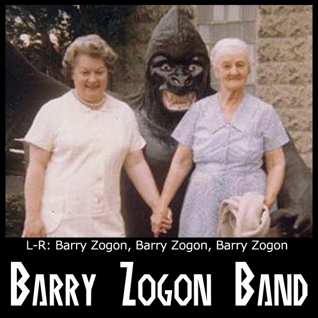 Barry Zogon Band