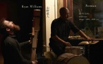 Ryan Williams (recorders) + Naoto Yamagishi (percussion)