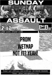 PROM, WETNAP, NOT IT? YEAH!