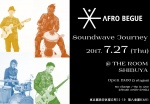 Afro Begue @ The Room, Shibuya