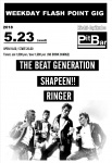 SHAPEEN!!, THE BEAT GENERATION, RINGER