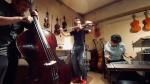 Naoki Kita (violin), Michiko Motoi (koto), Toru Nishijima (contrabass) @ Matsumoto Strings