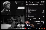 Thomas Florin (pf), Joe Talia (ds)