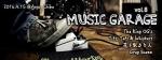 The Music Garage Vol. 8: Tits, Tats & Whiskers, The King OG's, Hanato Chiruran, Greg Snazz
