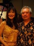 Yoshika Iwasaki (Vo) & Ken Morimura (P)