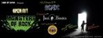 Open It! The Monsters Of Rock: AC/CHEEZ, JIMISEN, KENTAROSE