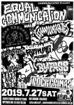 COMMUNiCATES, B-SIDE APPROACH, BY-PASS, FALLING DOWN, ROCKCRIMAZ, RUSHING AGE