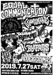COMMUNiCATES, B-SIDE APPROACH, BY-PASS, FALLING DOWN, ROCKCRIMAZ, RUSHING AGE