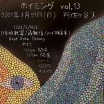 Hoiming vol. 13: Hoimi, Dead Echo Theory, SIZE/S/M/L
