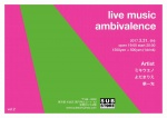 Live Music Ambivalence: ミキウエノ, よだまりえ, 華一匁