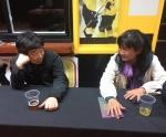 Natsuki Tamura, Satoko Fujii, Takashi Itani, Tatsuya Yoshida, Yoshino, Keisuke Ohta, Tamaya Honda, Koichi Makigami, more
