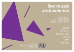 Ambivalence vol. 3: ミキウエノ, Chartreux neco, income, SAKI, The Anys