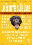 Le Scimmie Sulla Luna, Warter, more