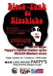 Disco Funk de Kinshicho : MUGEN Blasters, Pappy's Central Station
