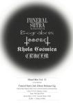 Funeral Sutra, SSORC, Begräbnis, Crucem, Khola Cosmica