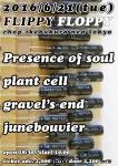 Presence of soul, plant cell, gravel's end, junebouvier