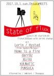Lerin / Hystad (from Norway/Sweden), Home is a fire, darräz, XU/XU, Kuunatic, Punsuca