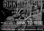 SINK TO RISE (Cheongju, Korea), 16REASONS, Radio In Old Trash, bluetallparisien, WEIGHT