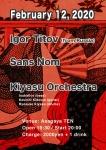Kiyasu Orchestra, Igor Titov (from Russia), SANS NOM