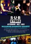 Masanori Sugimoto Quartet