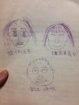 isao seki, Akiko Hotaka, Nobuaki Suzuki