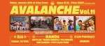 AVALANCHE Vol. 011: GYPSY BLACK STONE, SANS DANESIN, TAKASHI UMEMIYA & THE COMRADES, SUN TA LAS