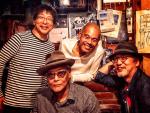 Regent Club: 津上研太 (sax), 南博 (pf), 水谷浩章 (bass), 江藤良人 (ds)