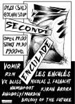 VOMIR, Les Enculés, numbfoot, Nicolas J. Fasnacht, Kiran Arora, Angboly/Nurdin, VX Bliss, more