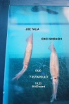 Eiko Ishibashi (fl, harmonica, electronics), Joe Talia (electronics, tape, ds)
