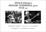 masaki yoshihisa (gt), FUJI (saz)