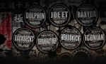 DOLPHIN (UK), JOE ET (UK), DEMANUFACTURER (NL), RAXYOR (US), NEKROKICK (US), ICONIAN (US), more