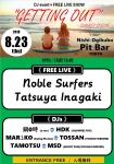 Noble Surfers, Tatsuya Inagaki, DJs