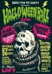 HALLOWEEN BALL 2018 DAY 2: Guitar Wolf, BLACK MAMBAS feat. STEVE BAISE, MAD 3, more