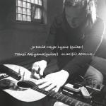 Jo David Meyer Lysne (guitar), Tetuzi Akiyama (guitar)