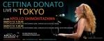 Cettina Donato (pf), 松丸契 (sax), 伊地知大輔 (bass)