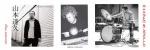 Aaron Choulai (piano), Joe Talia (tape machine), 山本達久 (drums)