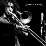 James Macaulay (tb), 瀬尾高志 (bass), 林頼我 (ds)