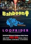 Bahboon, Warter, Looprider