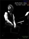 Thomas Florin (piano, from Switzerland), Tetuzi Akiyama (guitar), Joe Talia (drums)
