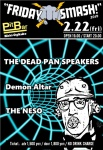 THE DEAD PAN SPEAKERS, Demon Altar, THE NESO