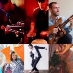 Toronto Velvet Jam in Tokyo: Vajsar Brothers, Nate Renner, 米澤一平, 田路紅瑠美, 尾身美苗