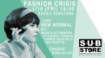 Fashion Crisis: New Normal, DJs Madca Kitabeppu (Jebiotto), Kyosuke Harada (HUH), James Hadfield, Ian Martin