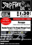 Harappa, Voodoo Young & The Boogie Woogie Trash, DJs