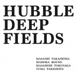Hubble Deep Fields Trio