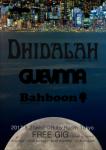 Dhidalah, GUEVNNA, Bahboon