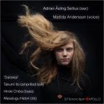 Adrian Åsling Selliu (sax) & Matilda Andersson (voice) (from Sweden), Daitokai