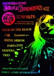 Essence, VESPERA, FUCK ON THE BEACH, TRES, BRING ARROW, CAL, PAKUxTOH, 六根 (ROCCON)