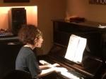 Sumire Kuribayasi Trio:  Sumire Kuribayashi (P), Giuseppe Bassi (B), Giovanni Scasciamacchia (ds) (From Italy)
