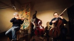 Naoki Kita (violin), Keiki Midorikawa (cello), Toru Nishijima (contrabass)